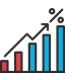 Business Monitoring Lead Generation Icon